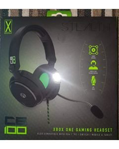 Stealth C6-100 Gaming Headset (Xbox / PS4 / PS5 / Switch / PC) (New)