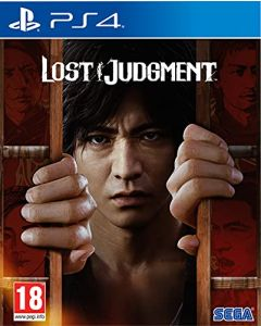 Lost Judgment (PS4) (New) (New)