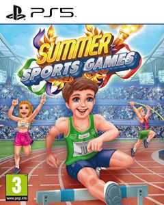 Summer Sports Games (PS5) (New)