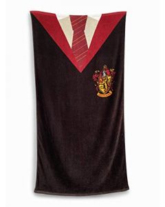 Groovy Uk Gryffindor Gown Harry Potter Towel 75cm x 150cm (New)