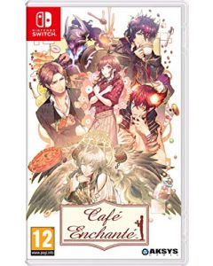 Cafe Enchante (Switch) (Nintendo Switch) (New)