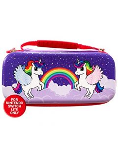 Unicorn Protective Carry and Storage Case (Nintendo Switch Lite) (New)