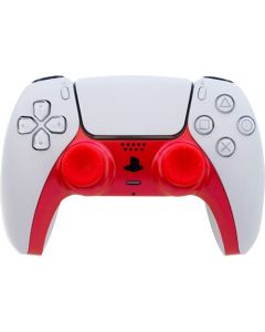 PS5 Controller Styling Kit (Includes Faceplate & Thumb Grips) - Red Zest (PS5) (New)