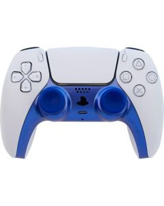PS5 Controller Styling Kit (Includes Faceplate & Thumb Grips) - Shock Blue (PS5) (New)