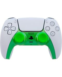 PS5 Controller Styling Kit (Includes Faceplate & Thumb Grips) - Green Planet (PS5) (New)