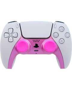 PS5 Controller Styling Kit (Includes Faceplate & Thumb Grips) - Pink Sparkle (PS5) (New)