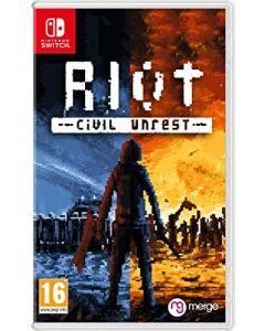 Riot: Civil Unrest (Nintendo Switch) (New)