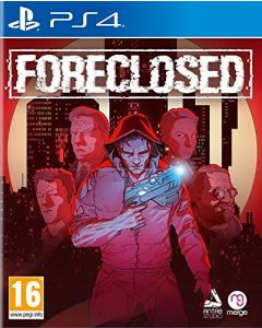 Foreclosed (PS4) (New)