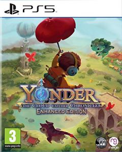 Yonder: The Cloud Catcher Chronicles Enhanced Edition (PS5) (New)