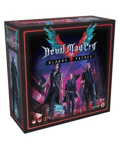 Devil May Cry The Board Game: The Bloody Palace (New)