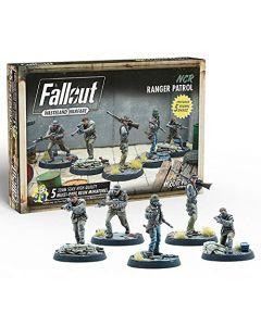 Fallout: Wasteland Warfare: NCR Ranger Patrol (New)