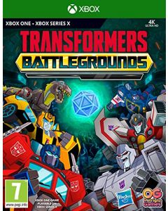 Transformers Battlegrounds (Xbox One / Xbox Series) (New)