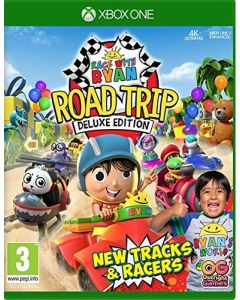 Race With Ryan: Road Trip - Deluxe Edition (Xbox One) (New)