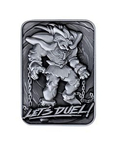Yu-Gi-Oh! KON-YGO26 Limited Edition Metal Collectible Exodia The Forbidden One, Silver (New) (New)