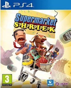 Supermarket Shriek (PS4) (New)