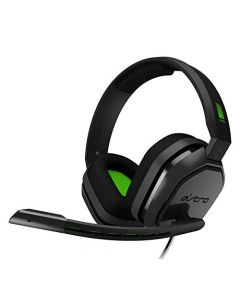 ASTRO A10 Gaming Headset - Grey & Green (PS4 / PS5 / Xbox Series) (New)