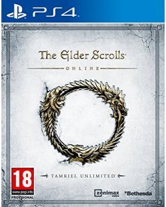 The Elder Scrolls Online Tamriel Unlimited (PS4) (New)