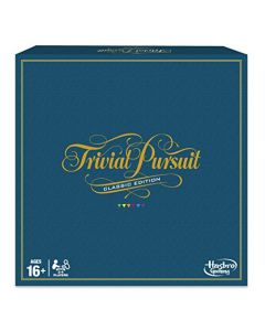 Hasbro Gaming C1940 Trivial Pursuit Game: Classic Edition (New)