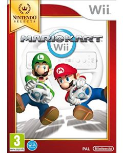 Mario Kart Wii (Nintendo Selects) (Wii) (New)
