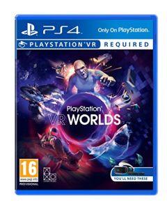 PlayStation VR Worlds (PSVR) (New)
