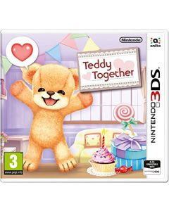 Teddy Together (Nintendo 3DS) (New)