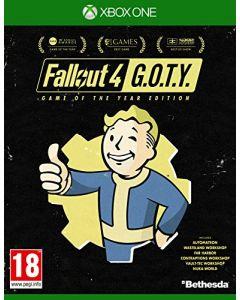 Fallout 4 GOTY (Xbox One) (New)