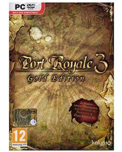 Port Royale 3 Gold (PC DVD) (New)