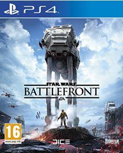 Star Wars: Battlefront (PS4) (New)