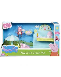 Peppa Pig 06297 Ice Cream Van (New)