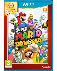 Super Mario 3D World Selects (Nintendo Wii U) (New)