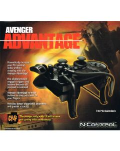 PS3 Avenger Advantage Elite Cheat-Controller-Extension 2014 (Comes without Controller) (New)
