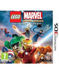 LEGO Marvel Super Heroes: Universe in Peril (Nintendo 3DS) (New)