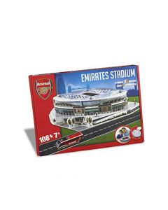 Arsenal Emirates Stadium 3D Puzzle (New)