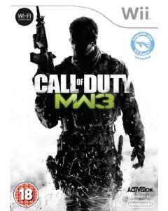 Call of Duty: Modern Warfare 3 (Wii) (New)