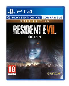 Resident Evil 7 Gold Edition (PS4) (New)