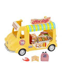 Sylvanian Families Hot Dog Van Set (New)