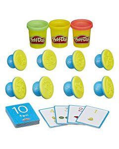 Play-Doh B34061020 Shape and Learn Numbers and Counting (New)