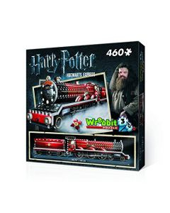 Wrebbit 3D Harry Potter Hogwarts Express Puzzle (New)