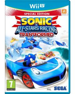 Sonic and All Stars Racing Transformed: Limited Edition (Nintendo Wii U) (New)