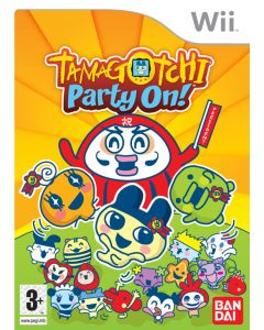 Tamagotchi Party On  (Wii) (New)