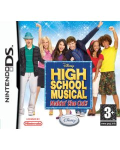 High School Musical Makin The Cut (DS) (New)