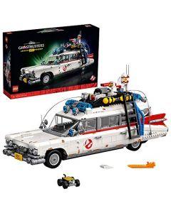 LEGO10274CreatorExpertGhostbustersECTO-1CarLargeSetforAdults,CollectibleModelforDisplay (New)