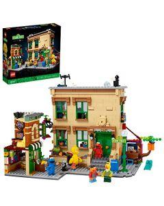 LEGO Ideas 21324 Sesame Street (New)