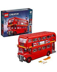 Lego Creator 10258 London Bus Toy (New)