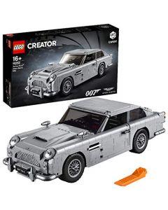 LEGO 10262 Creator Expert James Bond Aston Martin DB5 Building Kit, Multicolour (New)