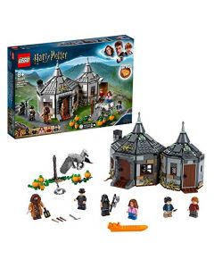 LEGO 1 Harry Potter Hagrids Hut: Buckbeaks Rescue (New)