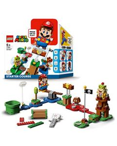 LEGO 71360 Super Mario Adventures Starter Course Toy Interactive Figure & Buildable Game (New)