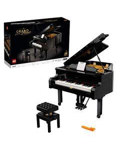 LEGO21323IdeasGrandPianoModelBuildingSetforAdults,CollectibleDisplayGiftwithMotorandPowerFunctions (New)