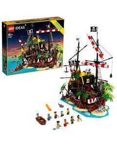 LEGO IDEAS 21322 Pirates of Barracuda Bay (New)