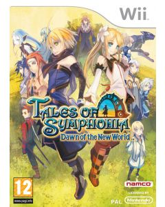 Tales of Symphonia: Dawn of the New World  (Wii) (New)